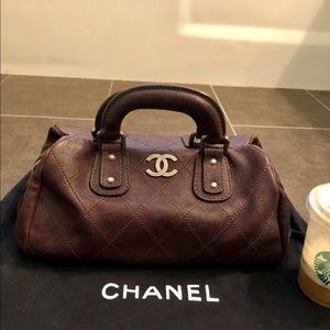 Chanel Doctor bag Excellent Condition !